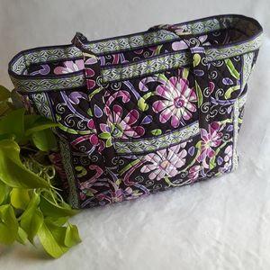 Handbags - * Vera Bradley Tote-Purple Punch-Spring Travel Bag